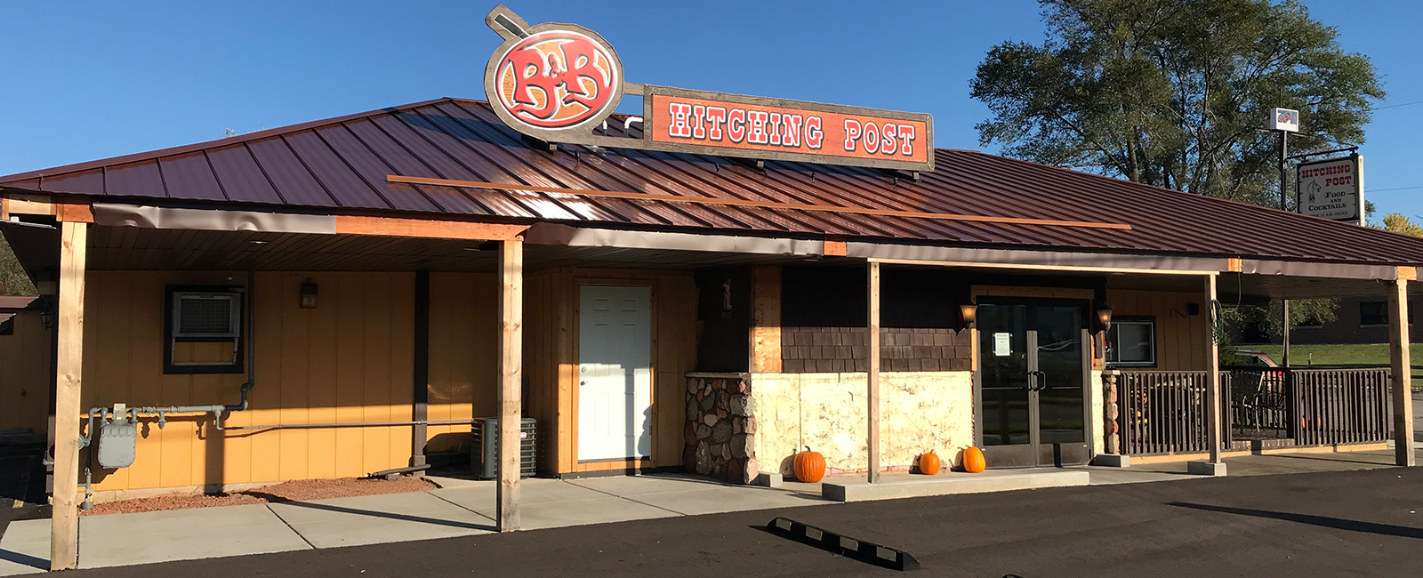 B&B Hitching Post Restaurant/Catering